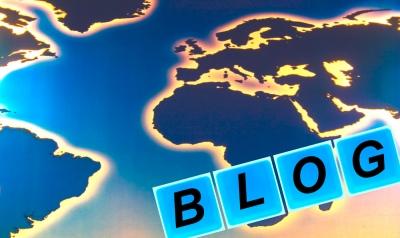 Die Pflege vom Blog