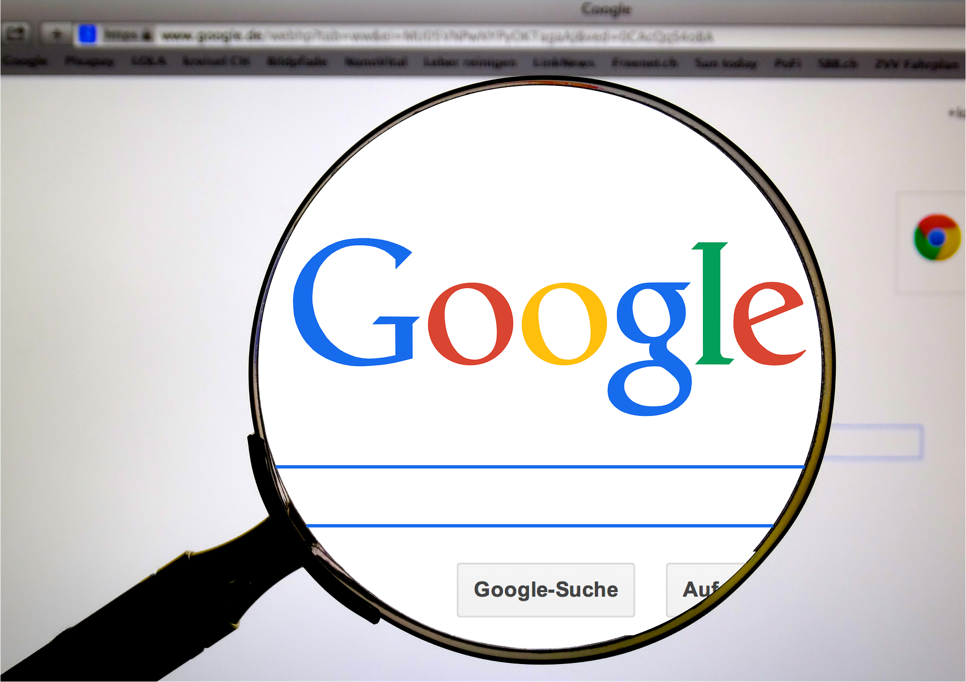 Suchmaschinen bzw. Suchmaschinenoptimierung