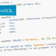 Fertigstellung von PostgreSQL 10